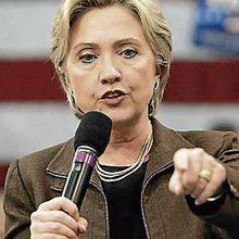 Clinton acusa a Brasil de hacer más peligroso el mundo