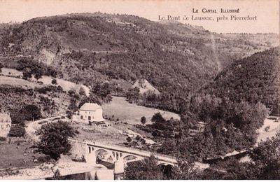 Laussac La Devese dans le Cantal