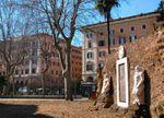 La Porte Magique à Rome