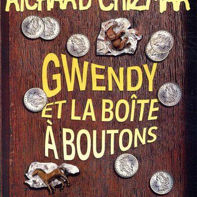"""""""Gwendy et la boîte à boutons""""de Stepehn King et Richard Chizmar"""