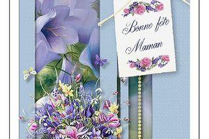 carte fête des maman à imprimer