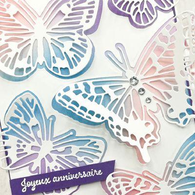 Tuto vidéo : envolée de papillons !