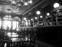 La Rochelle - Café de la Paix
