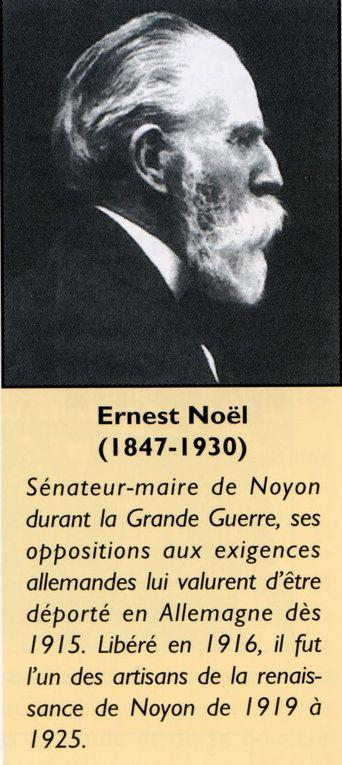Album - la ville de Noyon (Oise),  des personnages de cette ville