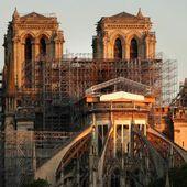 Un an après l'incendie, Notre-Dame a résonné dans un pays éprouvé par le virus