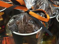 halloween Chocolat de chez léopold  Pibracsur charlotteblablablog