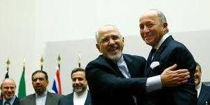 Discussion sur le nucléaire iranien, tout le monde est bien joyeux...