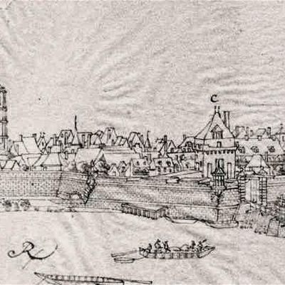 1722  ILS NE FAISAIENT QUE PASSER