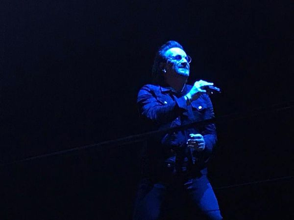 U2 -Dublin -Irlande 09/11/2018 -3Arena #3