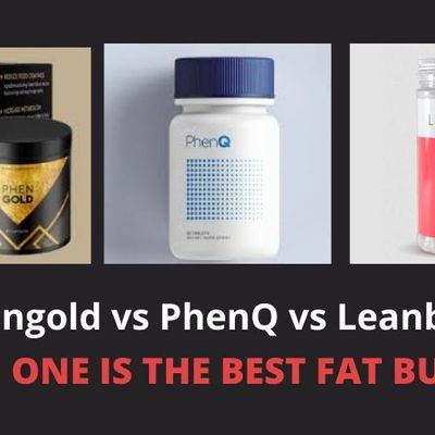 PhenGold vs PhenQ vs Leanbean: Which Supplement Wins The Race?