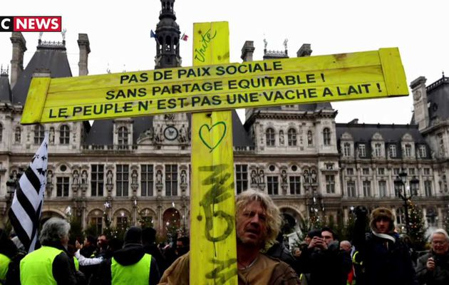 Gilets jaunes : La question de la taxe d'habitation