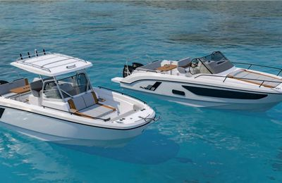 Powerboats - Bénéteau announces the Flyer 9 in 2 layout versions