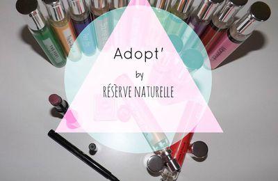 Adopt' by Résèrve Naturelle