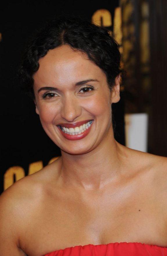 Amelle Chahbi le 5 juillet 2011. Avant première du film Case Départ Félix Eboué