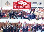 NELL'EDIZIONE 2021 DEL RALLY DI MONTE CARLO DOMINA SÉBASTIENOGIER  CON LA TOYOTA YARIS WRC - [di Maurizio Bartolini]