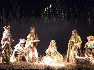 Chant de Noël: C'était à l'heure de minuit