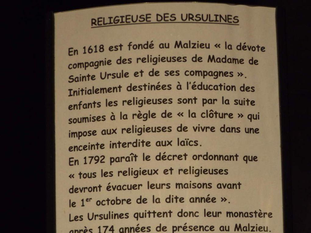 L'ancien couvent des Ursulines est un musée remarquable à visiter