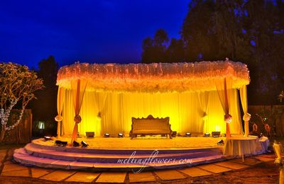 Mehendi, Sangeet, Naming Ceremonies And Wedding Decoration's One-Stop Destination