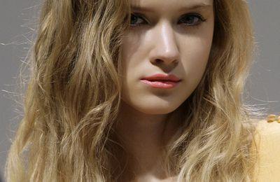 Coupe cheveux long a la mode