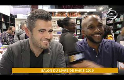 39 Edition du Salon Livre Paris 2019