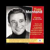 Yves Montand - La butte rouge
