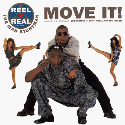 Reel To Real: Move It.1994.