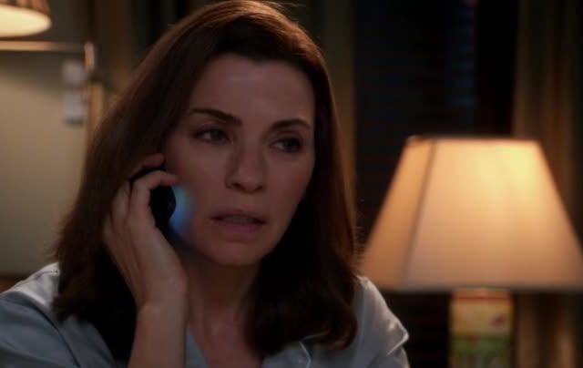 Critiques Séries : The Good Wife. Saison 6. Episode 9.