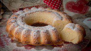Gâteau au Yaourt, version italienne de Nigella