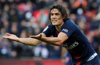 Cavani sẽ ra mắt trong trận tiếp đón đại diện Pháp PSG của Man UTD