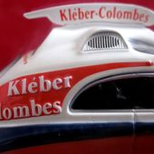 FASCICULE N°2 DELAHAYE 148L KLEBER-COLOMBES IXO 1/43 - car-collector.net