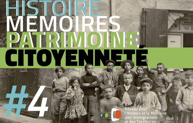 Biennale Histoire Mémoire des Immigrations et Territoires en PACA -Approches Culture et territoires