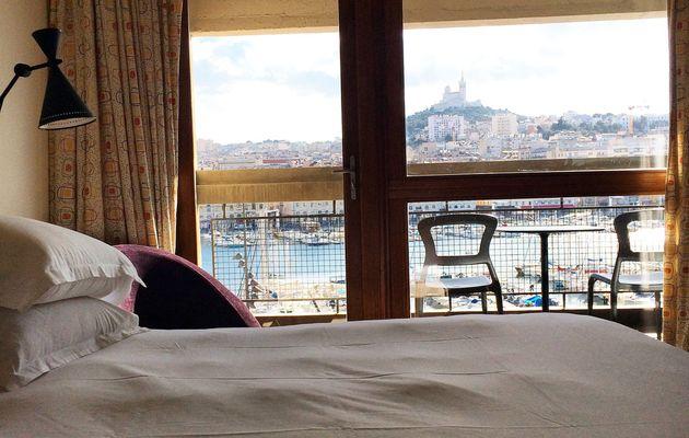 Hôtel Résidence du Vieux Port à Marseille