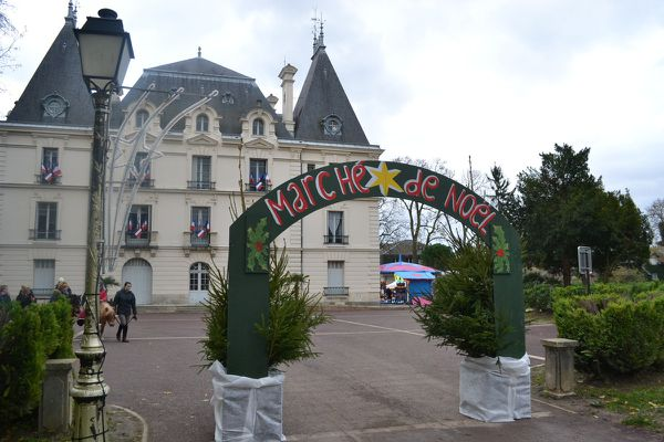 Le Marché de Noël de Chilly-Mazarin (91)