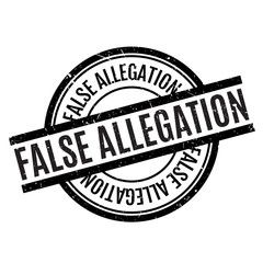 Helpful Instructions To Follow When Facing A False Allegations Of CSC