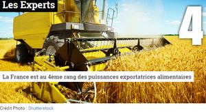 Agroalimentaire : un demi-million d'emplois en danger