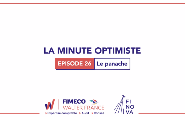 La Minute Optimiste - Episode 26 !