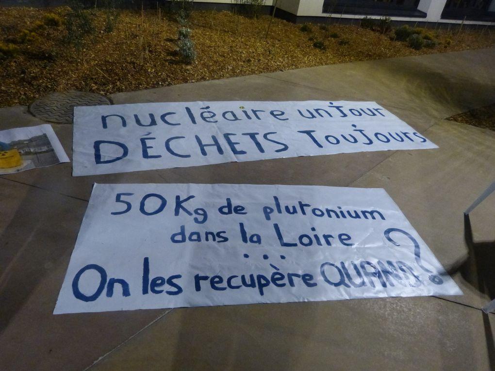 Soirée du 13 décembre à St Laurent