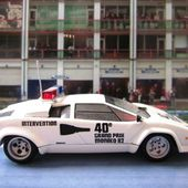 LES MODELES LAMBORGHINI. - car-collector.net: collection voitures miniatures