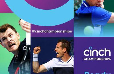 ATP 500 du Queen's à Londres (cinch Championships) Comment suivre le tournoi cette semaine ?