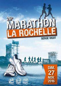 Le marathon de La Rochelle dans 10 semaines !
