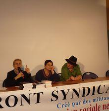 Syndicalisme : Deux jours de débats et d'échanges à l'hôpital Cochin