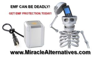 EMF Can Be Deadly! Take Action Now!