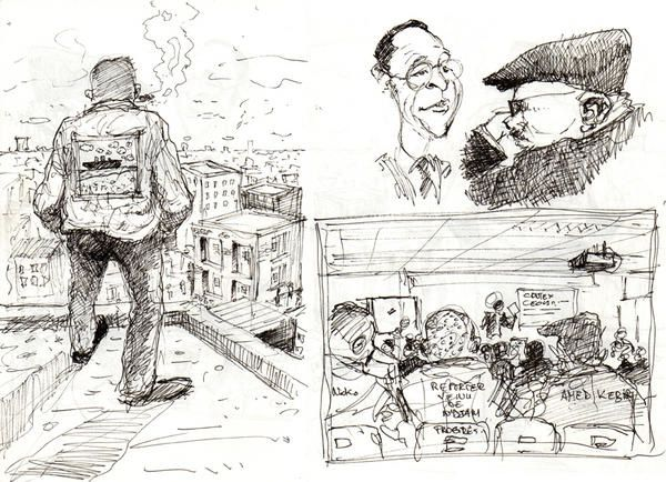 tous mes dessins et images divers sur l'actualité !