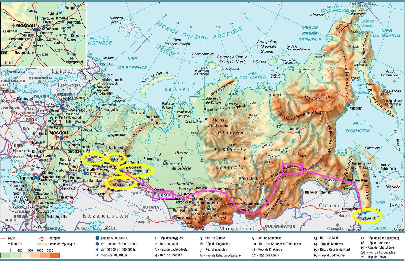 Carte Encyclopédie Larousse
