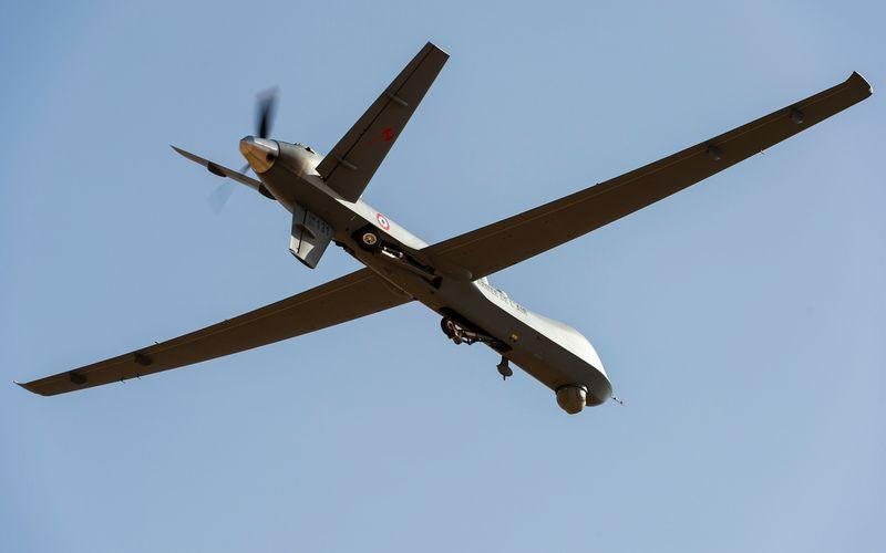 Les drones MQ-9 Reaper de l'Armée de l'Air ont accumulé 12 000 heures de vol