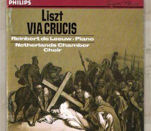 Franz Liszt - VIA CRUCIS - Reinbert de Leeuw