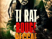Artwork Affiche Ti Rat Rouge Reggae