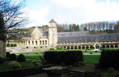 Le Christ en Croix de l'abbaye d'Orval