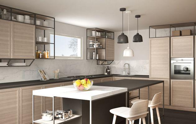 Desain Dapur Cantik Untuk Rumah Impian Minimalis Anda