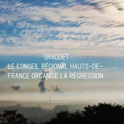 Le SRADDET de la Région Hauts-de-France en pleine régression ...
